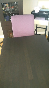 IKEA Dinning Table and 4 Chairs