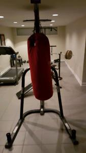 Everlast heavybag/speedbag stand