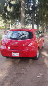 NISSAN VERSA 2008 as is