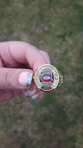 Bague de hockey