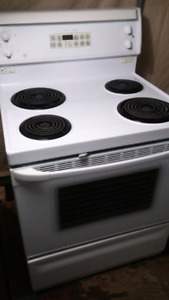 """Ge 30"""" Stove, Delivery Available"""