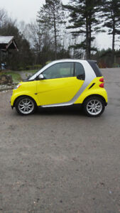 Smart Car 2008 only 37000Km, showroom condition