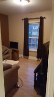 Downtown Moncton apartment heat & Lights included