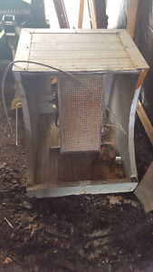 REDUCED!! Propane infared heater.