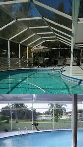 Villa Aurora-solar heated pool, Lehigh Acres, (Ft. Myers), FL,