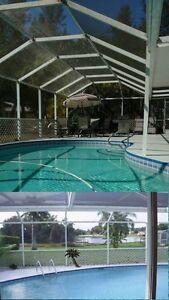 Villa Aurora-solar heated pool, Lehigh Acres, (Ft. Myers), FL,