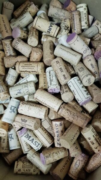 Used Wine corks for sales 100pcs @$10