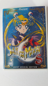 Sailormoon S Movie - Hearts in Ice - Pioneer (Uncut!)