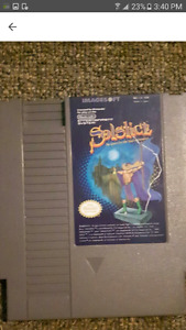 Solstice For Nes
