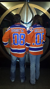 Taking offers for my Edmonton Oiler Play Off tickets