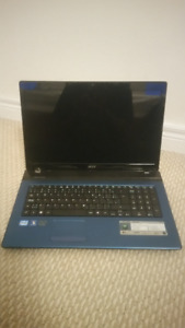 ACER ASPIRE 17-inch Multimedia Blu-Ray Laptop