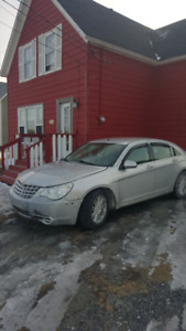 2008 chrysler sebring    open to offers and trades