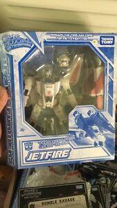 Transformers Henkei Classic Jetfire Exclusive