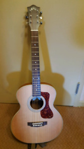 NEW...GUILD M240E GUITAR WITH PICKUP