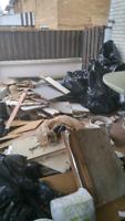 Garbage removal junk removal demolition waste 6476860074