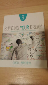 Building Your Dream 9th Edition (GREAT CONDITION) Kitchener / Waterloo Kitchener Area image 1