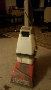 Hoover Cleanvac Carpet Cleaner