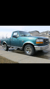 1996 Ford F-150 Short Bed