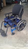 Bentley Manual  Tilt-in-Space Wheelchair obo