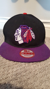 Chicago Blackhawks OFFICIAL NHL new Era Snapback