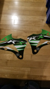 Kx85 graphics kit