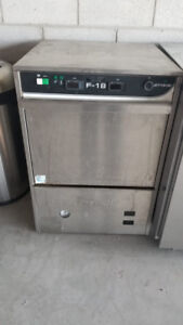 2- Used Jet-Tech Undercounter High Temp Dishwasher