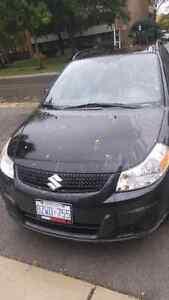 2012 Suzuki sx4 awd