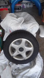 hankook winter tires with rims