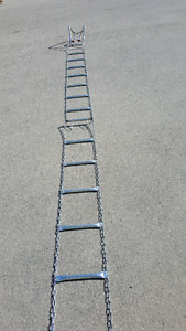 3 Story Fire Escape Ladder (25')