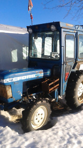 1985 Ford 1710 Compact tractor