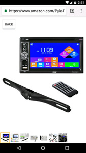 Double din ~Brand NEW, bluetooth, gps,