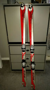 Rossignol Boots and Skis