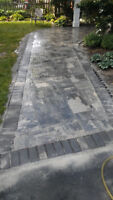 INTERLOCK PATIOS - REPAIRS