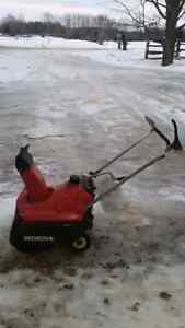 Snowblower - Honda