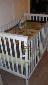 Crib and change table..can deliver