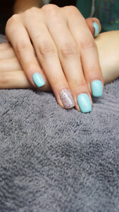 15% off Gel nails by Carlene!