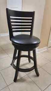 Bar/Island Chair - Wooden -Brand New Condition Kitchener / Waterloo Kitchener Area image 1