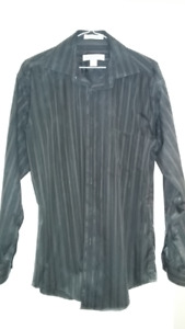 NINE...SHIRTS LIKE NEW...BRAND NAMES....EXCELLENT CONDITION  o