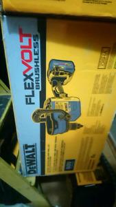 FLEXVOLT DCD460T1 60V MAX brand new in the box retails