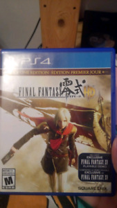 Final Fantasy Type-0 day one edition