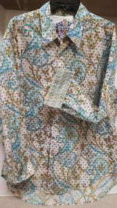 Men's Robert Graham dress shirts