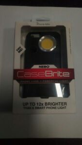 Nebo Case Brite iPhone 6/6S Case w/LED Light