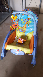 Fisher-Price Newborn-to-Toddler Rocker 3 Position