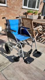 Wheelchair - Lightweight travel wheelchair Excel G-Lite+