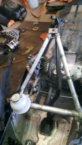 Skidoo mxz 800 parting out