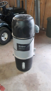 Kenmore central vac