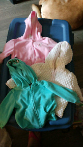 6 month girl clothing