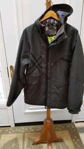 Men's 686 Snowboard Jacket with matching pants