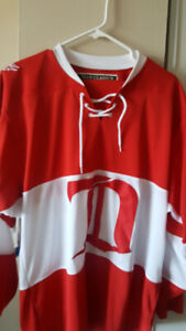Detroit Red Wings Vintage Replica Jersey