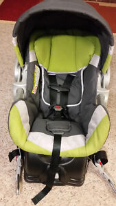 Baby Trend Expedition ELX Car Seat and Base